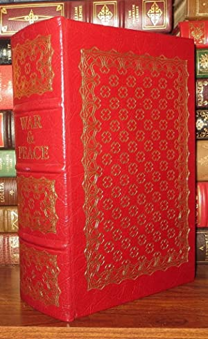 WAR AND PEACE Easton Press: Tolstoy, Leo