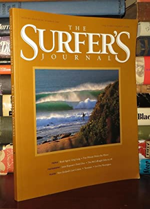 THE SURFER'S JOURNAL Volume 18, Number 1: Steve and Debbee Pezman