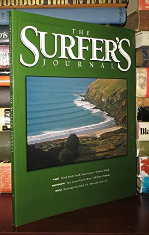 THE SURFER'S JOURNAL Volume 14, Number 5: Steve and Debbee Pezman