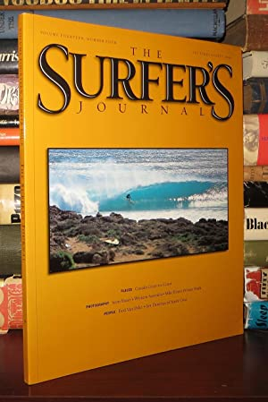 THE SURFER'S JOURNAL Volume 14, Number 4: Steve and Debbee Pezman