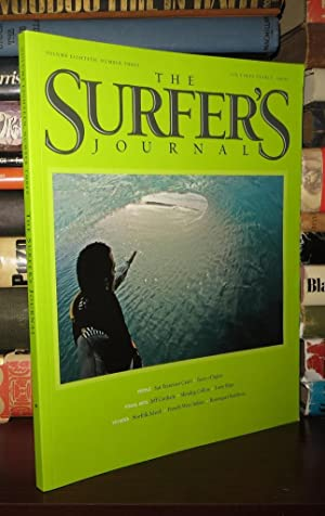 THE SURFER'S JOURNAL Volume 18, Number 3: Steve and Debbee Pezman