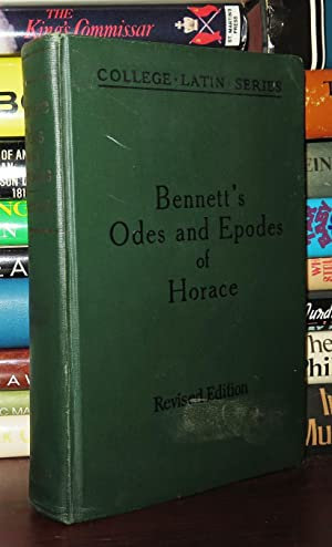 ODES AND EPODES: Horace