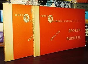 SPOKEN BURMESE [ Two Volume Set ]: Cornyn, William S.