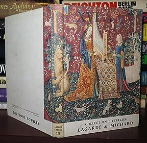 XVI SIECLE Les Grands Auteurs Francais Du: Lagarde, Andre and