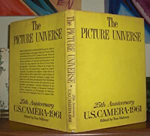 US CAMERA 1961: THE PICTURE UNIVERSE 25th Anniversary, U. S. Camera: Maloney, Tom (Ed. ) Us Camera ...