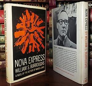NOVA EXPRESS: Burroughs, William S.