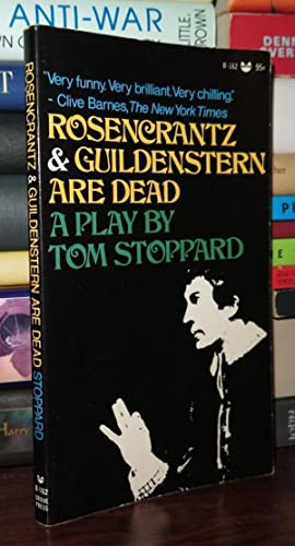 an analysis of tom stoppards rosencrantz and guildenstern are dead Dive deep into tom stoppard's rosencrantz and guildenstern are dead with extended analysis, commentary, and discussion.