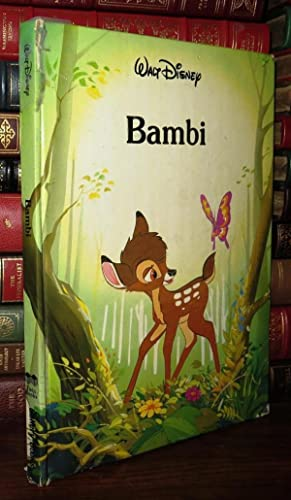 BAMBI: Disney, Walt