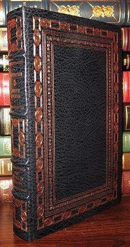 NOSTROMO Franklin Library: Joseph Conrad