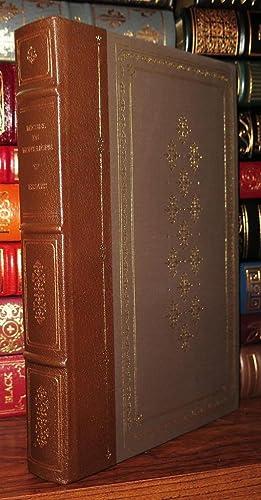 ESSAYS Franklin Library: Montaigne, Michel De