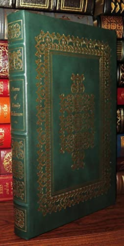 THE POEMS OF EMILY DICKINSON Easton Press: Dickinson, Emily