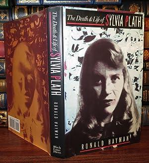 DEATH AND LIFE OF SYLVIA PLATH: Hayman, Ronald - Sylvia Plath