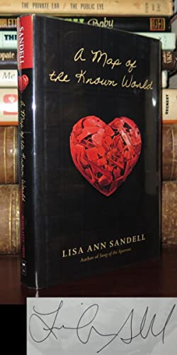 A MAP OF THE KNOWN WORLD Signed: Sandell, Lisa Ann