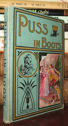 PUSS IN BOOTS And Other Stories: A. L. Burt Company
