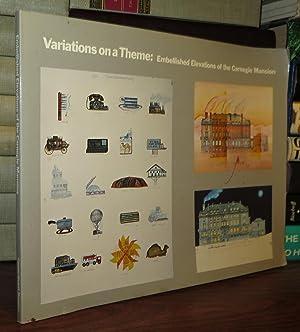 VARIATIONS ON A THEME Embellished Elevations of the Carnegie Mansion: Taylor, Lisa
