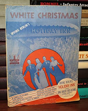 """WHITE CHRISTMAS Irving Berlin's """"Holiday Inn"""" Starring Bing Crosby - Fred Astaire: ..."""