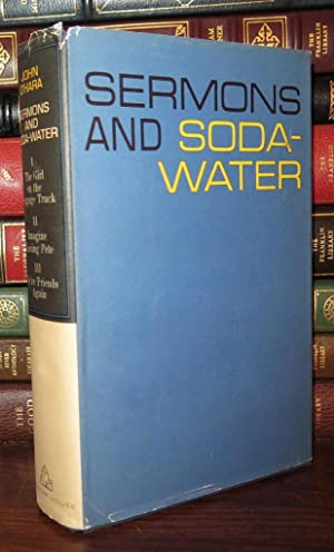 SERMONS AND SODA-WATER: O'Hara, John