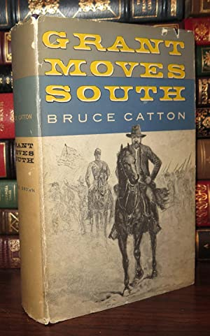 GRANT MOVES SOUTH: Catton, Bruce