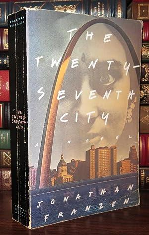 THE TWENTY-SEVENTH CITY: Franzen, Jonathan