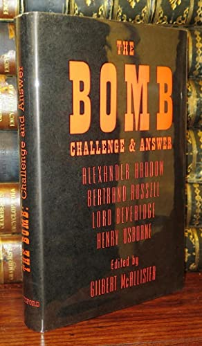 THE BOMB Challenge and Answer: Alexander Haddow, Bertrand
