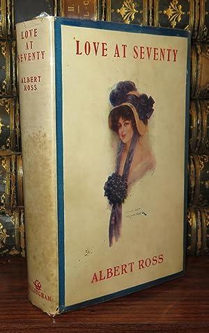 LOVE AT SEVENTY: Ross, Albert (