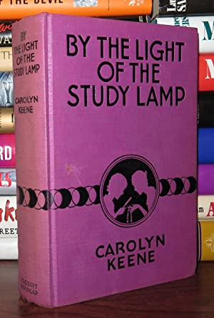 BY THE LAIGHT OF THE STUDY LAMP A Dana Girls Mystery Story: Keene, Carolyn