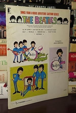 THE BEATLES Songs from a Music Adventure Cartoon Series: The Beatles - Paul McCartney Ringo Starr ...