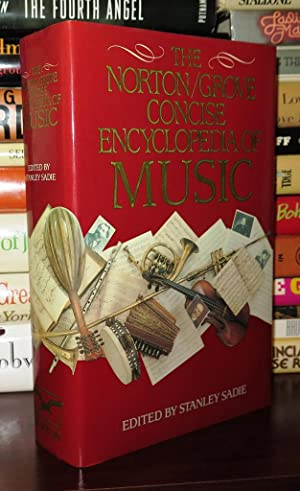 THE NORTON/GROVE CONCISE ENCYCLOPEDIA OF MUSIC: Sadie, Stanley &
