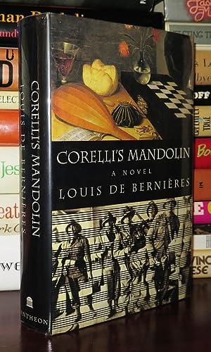 CORELLI'S MANDOLIN A Novel: de Bernières, Louis