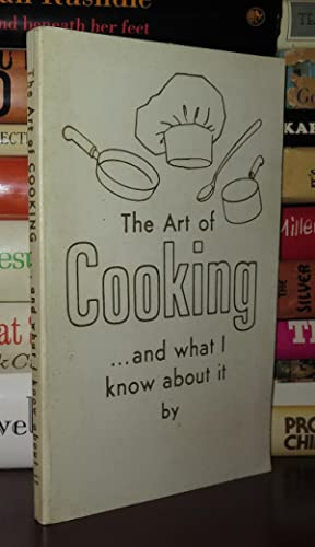 THE ART OF COOKING.AND WHAT I KNOW: Leister Game Company