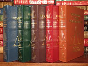 FOUNDATION SERIES Complete in 5 Volume Set: Asimov, Isaac; Fate,