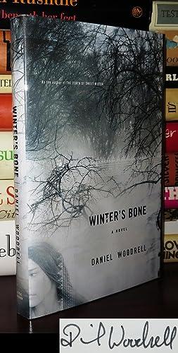 WINTER'S BONE Signed 1st: Woodrell, Daniel