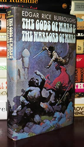 THE GODS OF MARS & THE WARLORD OF MARS: Burroughs, Edgar Rice