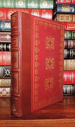JANE EYRE Franklin Library: Brontë, Charlotte