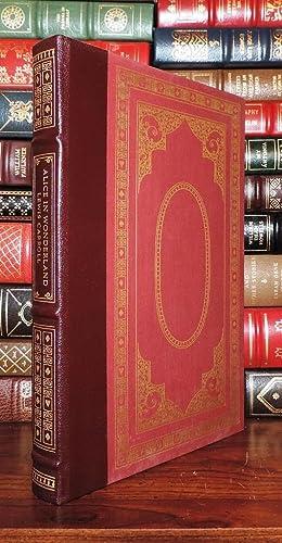 ALICE'S ADVENTURES IN WONDERLAND Franklin Library: Lewis Carroll
