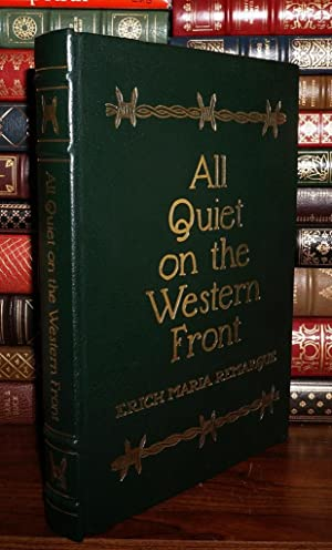 ALL QUIET ON THE WESTERN FRONT Easton Press: Remarque, Erich Maria