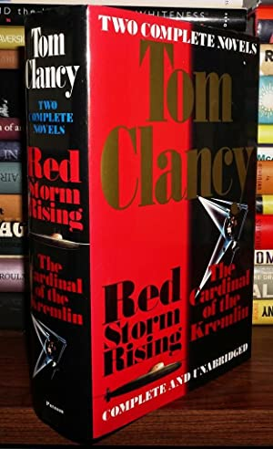 an examination of the book red storm rising by tom clancy [eb3000] - red storm rising by tom clancy  completed with other books like : ford fusion russian manual,batman robin vol 1 born to kill the new 52 by.