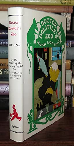 DOCTOR DOLITTLE'S ZOO: Lofting, Hugh