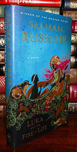 LUKA AND THE FIRE OF LIFE A: Rushdie, Salman