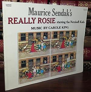 MAURICE SENDAK'S REALLY ROSIE Starring The Nutshell Kids: Sendak, Maurice & Carole King
