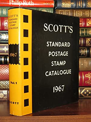 SCOTT'S STANDARD POSTAGE STAMP CATALOGUE The Encyclopedia: Harmer, Gordon R.