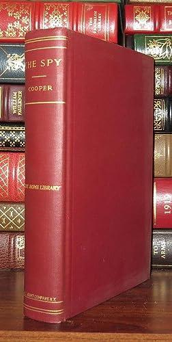THE SPY: Cooper, James Fenimore - J.
