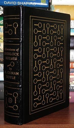 THE ADVENTURES OF SHERLOCK HOLMES Easton Press: Doyle, A. Conan