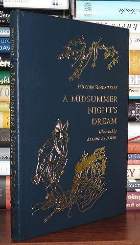 A MIDSUMMER NIGHT'S DREAM Easton Press: Shakespeare, William; Illustrated