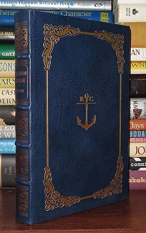 ROBINSON CRUSOE Easton Press: Defoe, Daneil