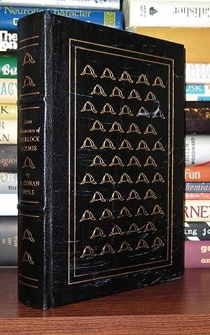 THE LATER ADVENTURES OF SHERLOCK HOLMES Easton Press: Doyle, A. Conan