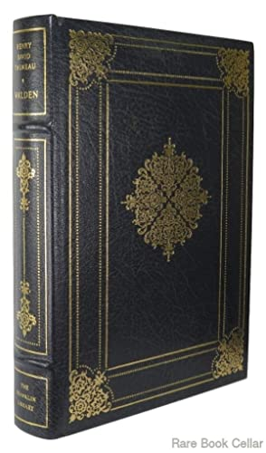 WALDEN Franklin Library: Thoreau, Henry David