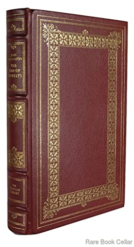 THE MAN OF PROPERTY Franklin Library: Galsworthy, John