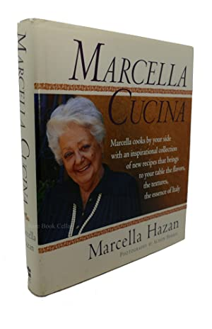 MARCELLA CUCINA: Hazan, Marcella