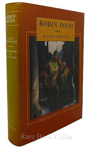 ROBIN HOOD: Paul Creswick &